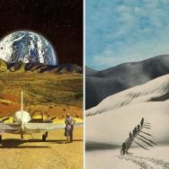 "Left: ""Final Destination"" by Sammy Slabbinck -- Right: ""The Big Push"" by Sammy Slabbinck"
