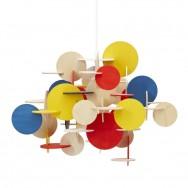 Bau Pendant Multi lamp small - Vibeke Fonnesberg Schmidt - Normann Copenhagen