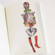 Christian Lacroix Papier - Arty notebook