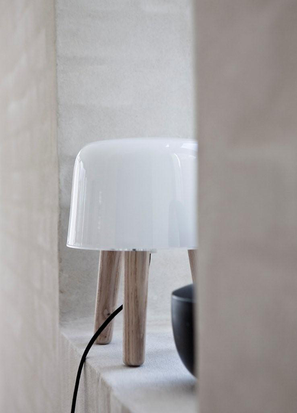 Milk Table Lamp By Amp Tradition Oh My Goodnessoh My Goodness