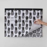 gift wrap calendar by linda & harriet