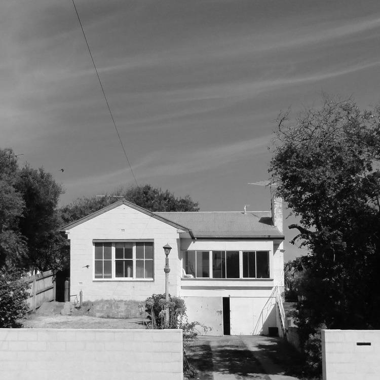 Concrete House 2 Bellarine Peninsula, before