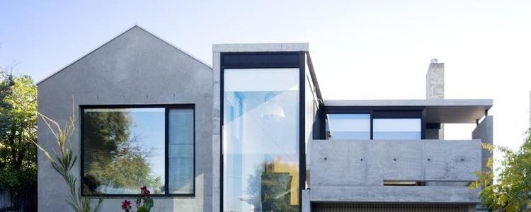 Concrete House 2 Bellarine Peninsula, exterior