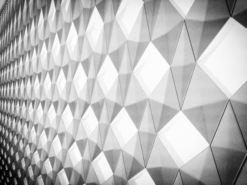 Oslo Opera House, inside murals