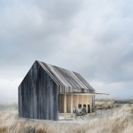 boat house denmark by we architecture