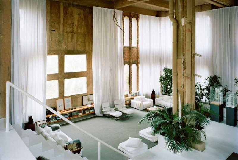 La Casa Estudio 'Taller de Arquitectura. Ricardo Bofill.