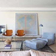 flawless pastels.  togo by ligne roset