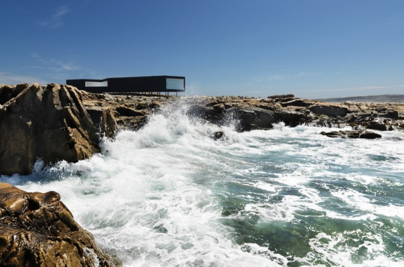 Long Studio Project - Fogo Island, Canada